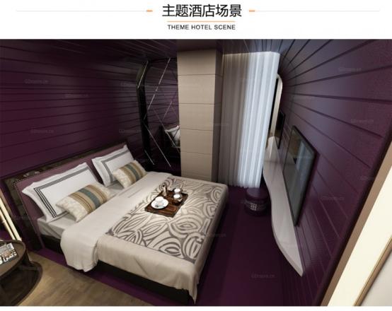 广州奥棉主题酒店布草