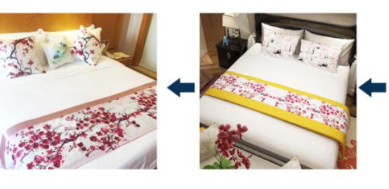奥棉酒店布草设计