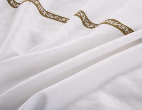 奥棉酒店床品细节