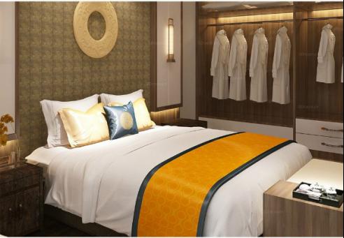 广州奥棉宾馆床上用品