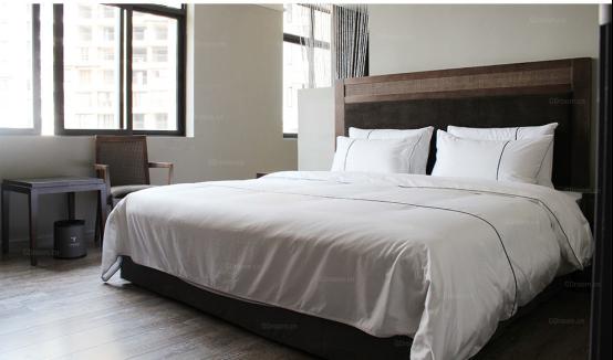 广州奥棉酒店床上四件套